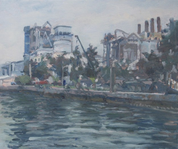Petroleum Plant, Elefsina Athens