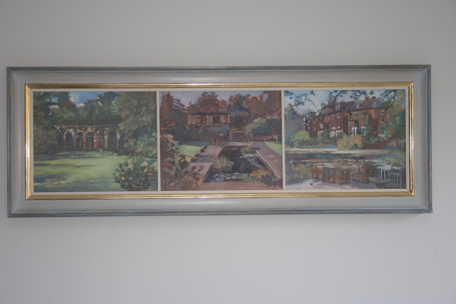 The Hampstead Triptych