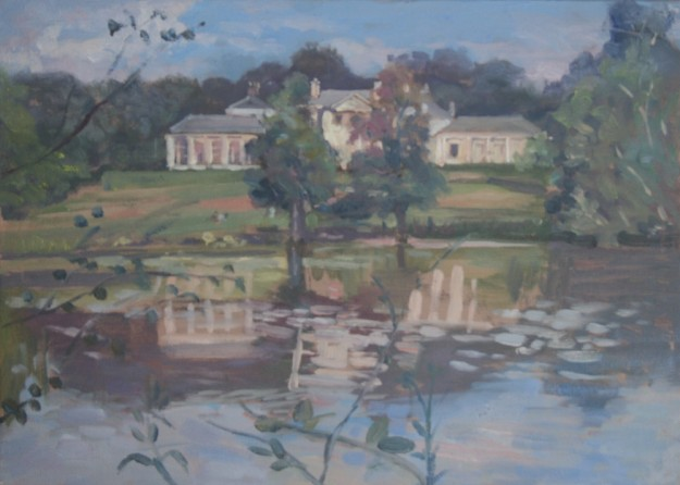 Kenwood House Lake View (10 x 14) £325