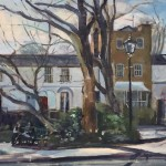 "83 to 87 South End Road. Hampstead 12"" x 30"" £495"