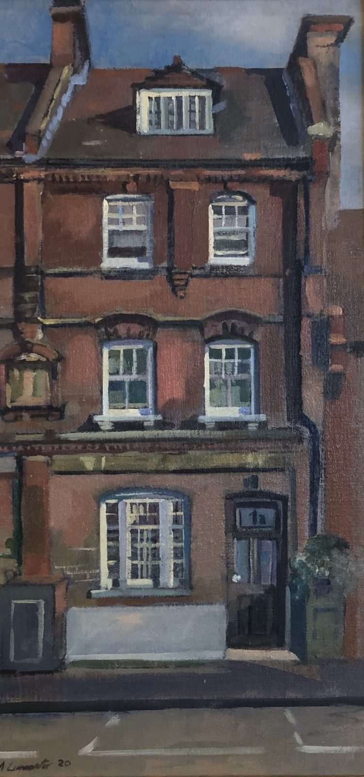 Number 1 Well Road, Hampstead (Sold)