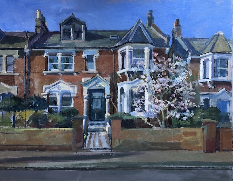 Double Fronted Victorian Home. Mount View Road 16 x 20 Available £495