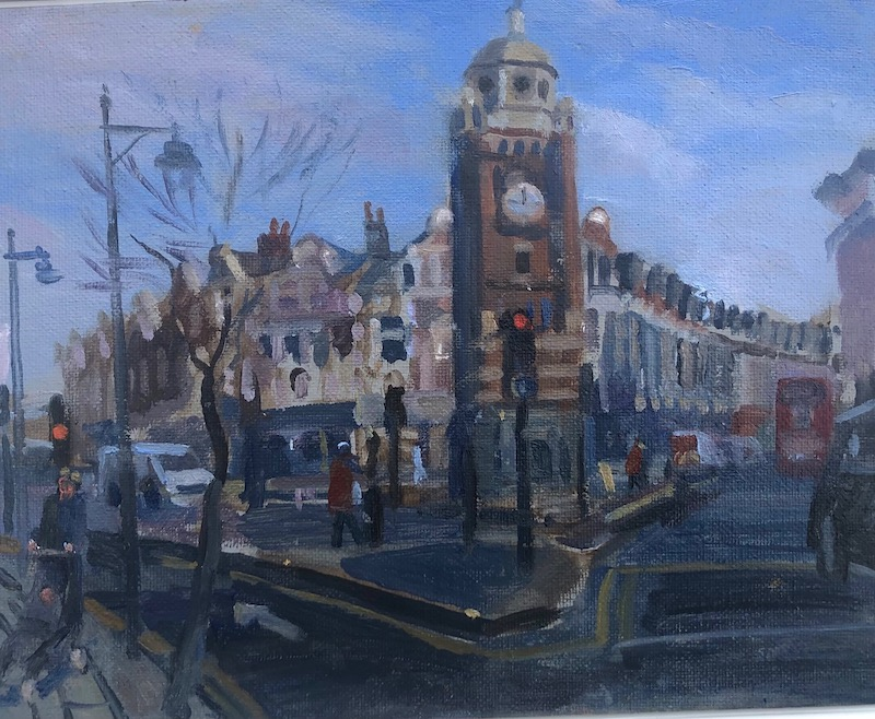 The Clocktower, Crouch End 8 x 10 £225